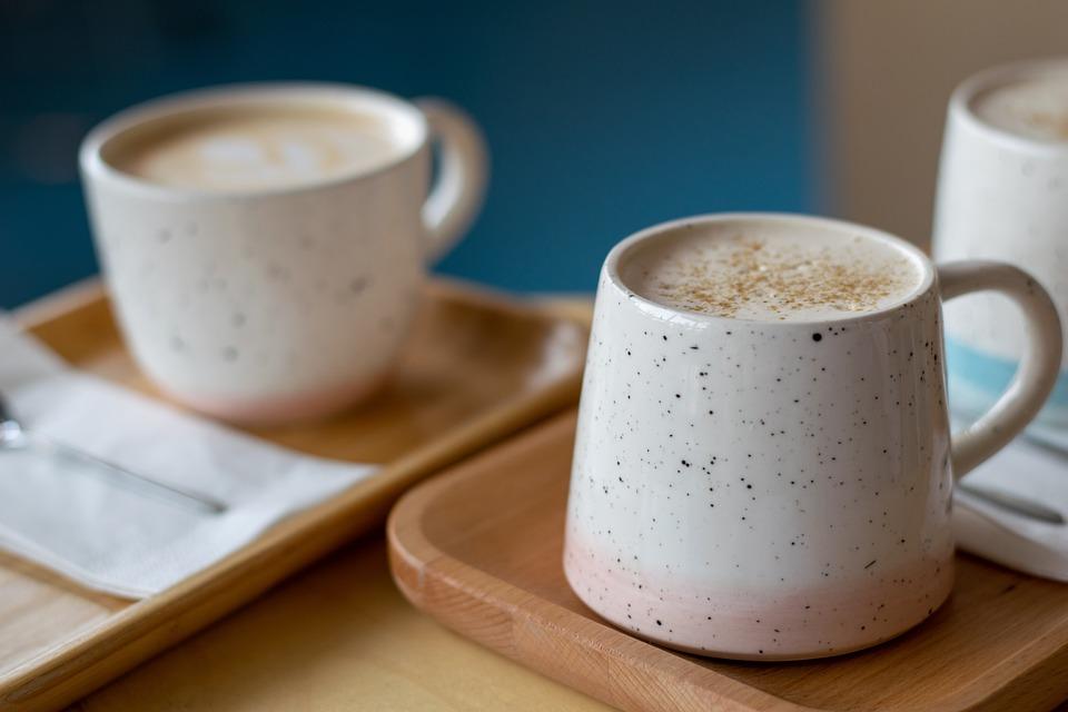 Table, Coffee, Cup, Cappuccino, Blog, Break, Café