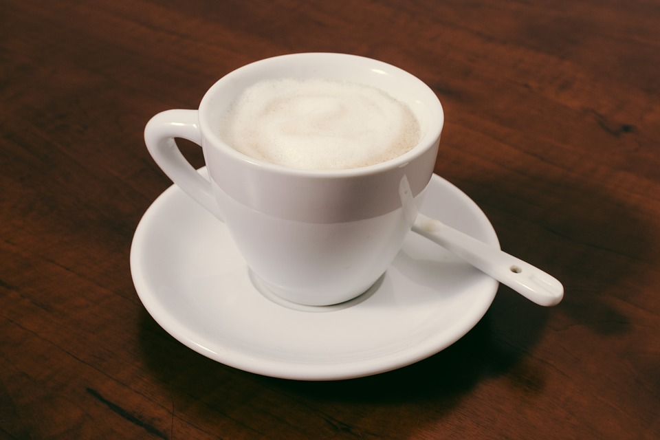 Cup, Cappuccino, Coffee, Drink, Hot, Breakfast