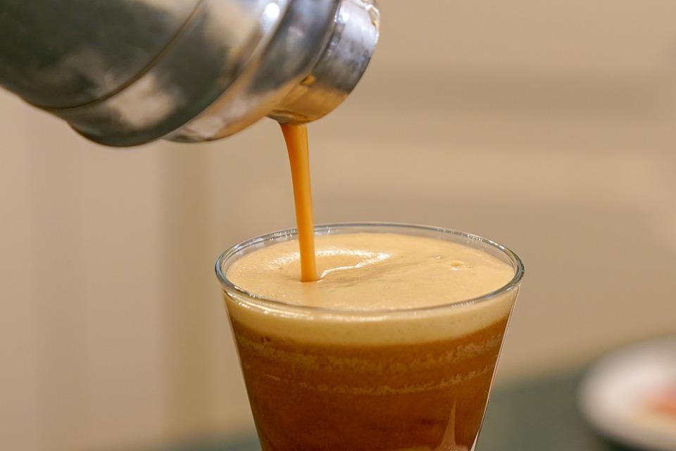 Drink, Breakfast, Cappuccino, Cup, Espresso, Milk