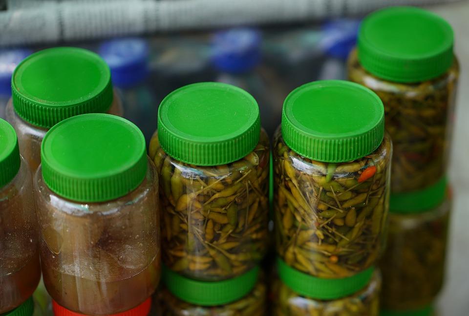 Asia, Capsicum Frutescens, Food, Fruit, Green Color
