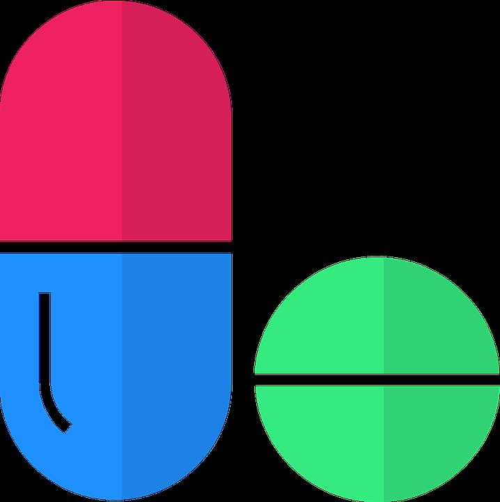 Pills, Drug, Pill, Healthcare, Prescription, Capsule