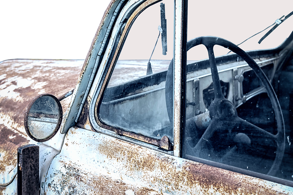 Free photo Car Age Old Auto Old Car Broken Classic Oldtimer - Max ...
