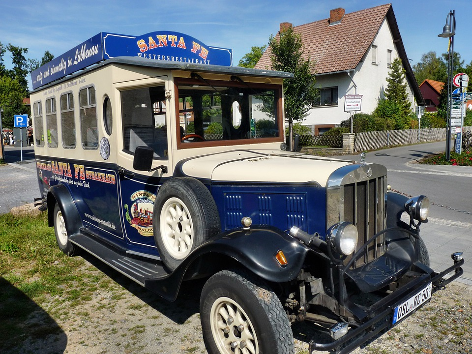Free photo Car Age Oldtimer Spreewald Vehicle - Max Pixel