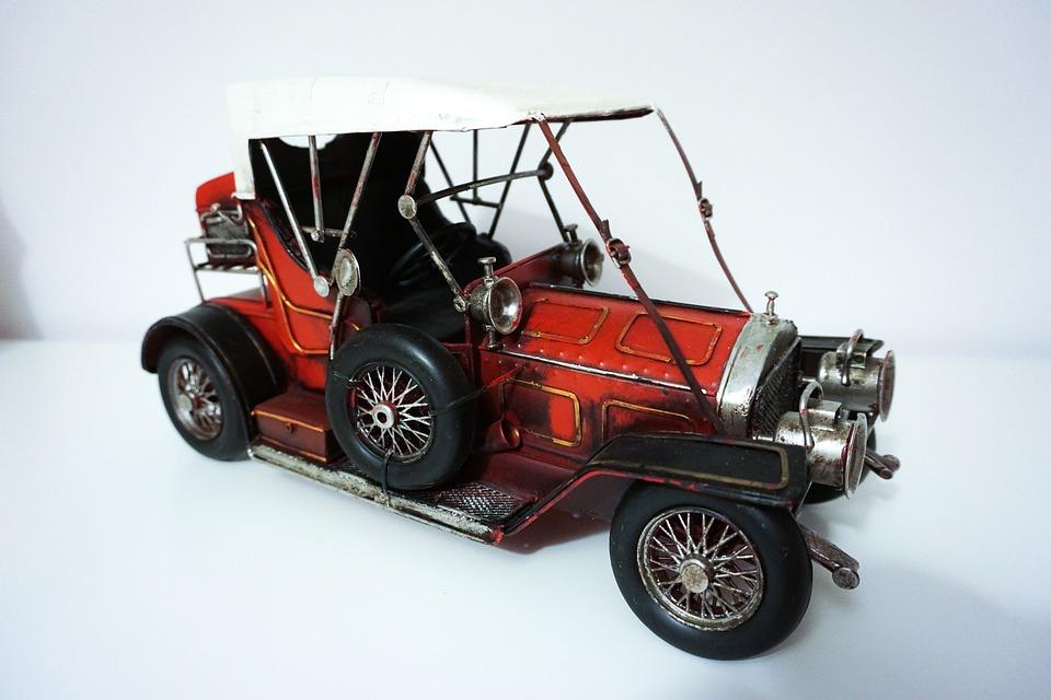 Auto, Old Car, Antique Auto, The Vehicle, Car