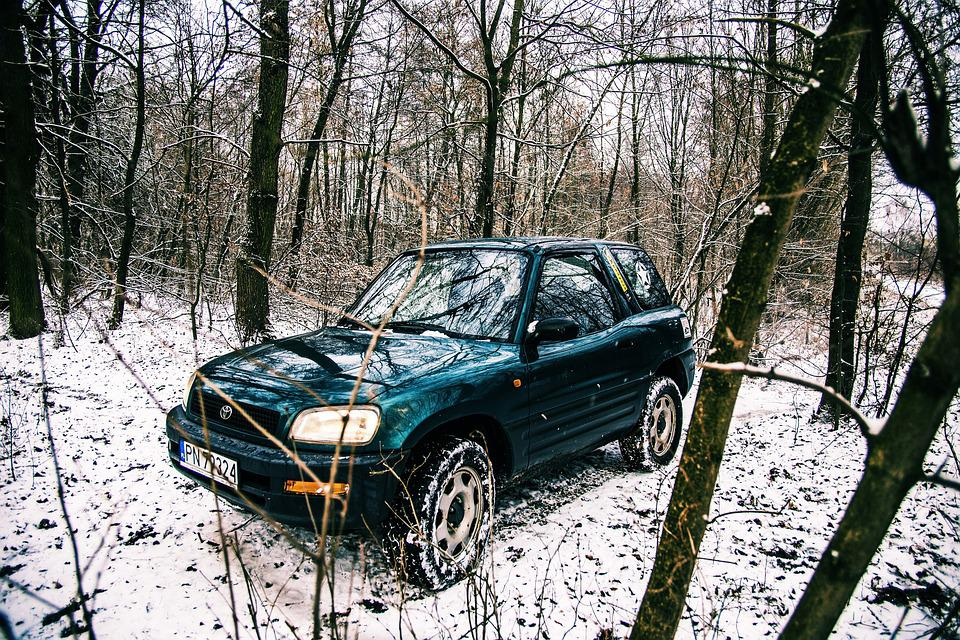 Area, Car, Auto, 4 X 4, Dirty, Offroad, Hobby, Field