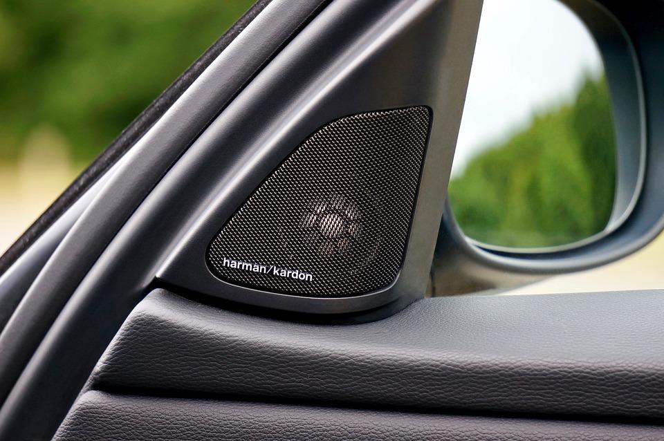 Speaker, Harman Kardon, Car Audio, Car, Auto, Audio