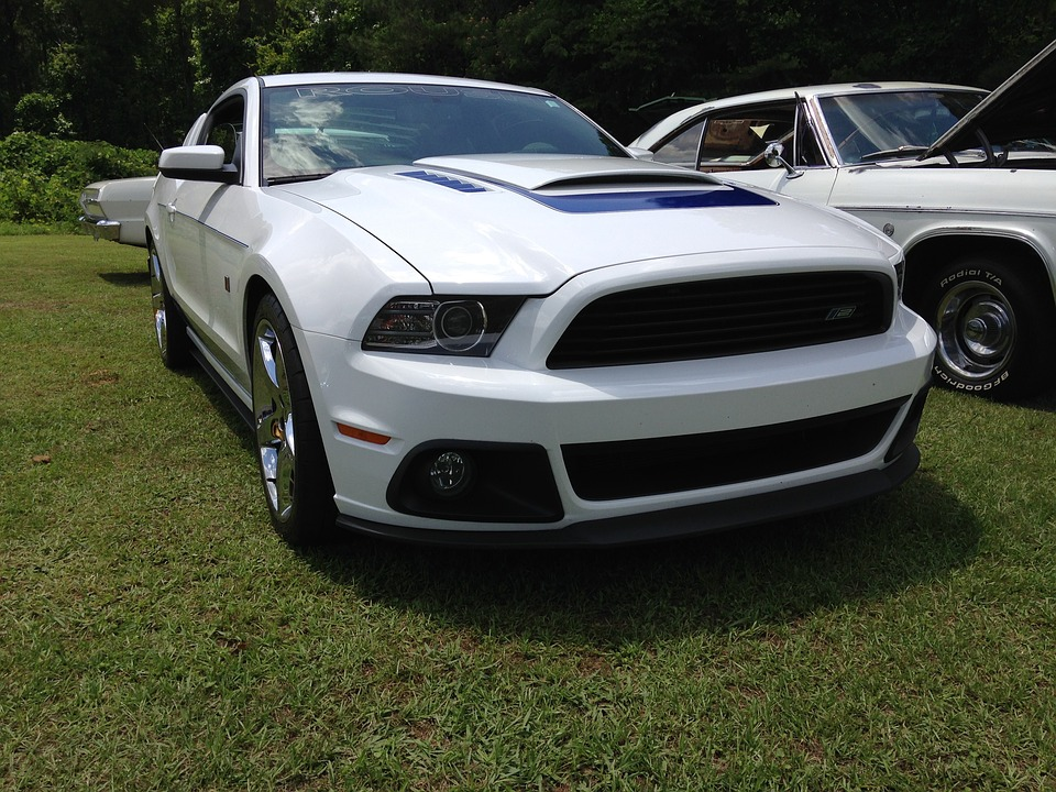 Auto, Car, Mustang, Vehicle, Fast, Ford, Autoshow