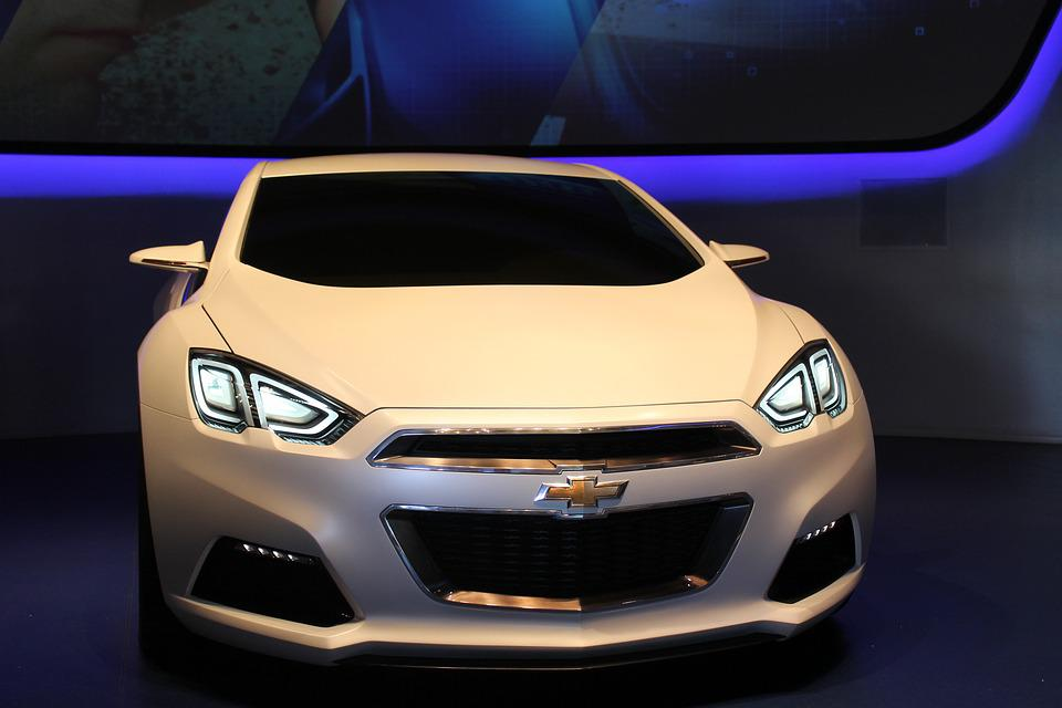 Car, Chevy, Chevrolet, Automobile, Auto