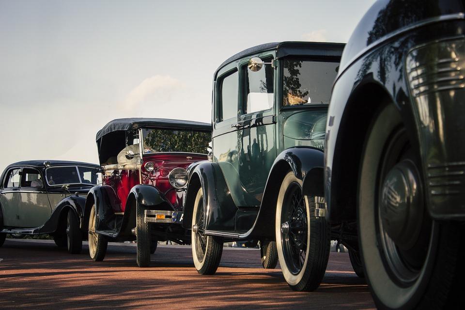 Oldtimers, Car, Old Car, Automotive, Vintage
