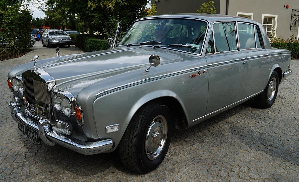 Rolls Royce, Oldtimer, Retro Car, Automotive, Car