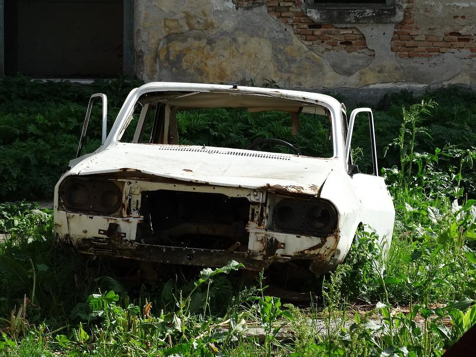 Dacia, Car, Old, Bodywork