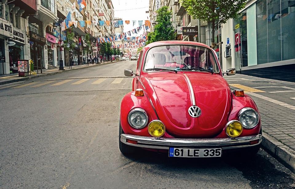 Automotive, Buntings, Car, City, Classic, Classic Car