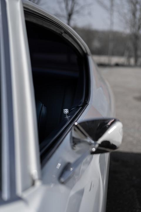 Chevrolet, Car, Vintage, Window, Chrome