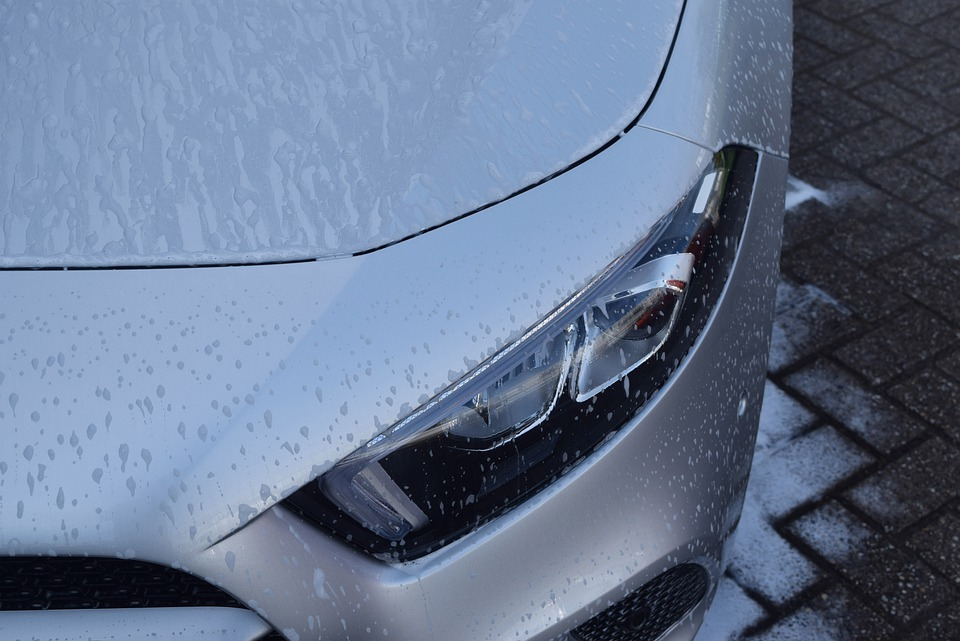 Car, Wash, Garage, Cleaning, Auto, Clean, Water