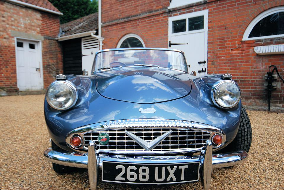 Free photo Car Collectible Fast Daimler Classic - Max Pixel