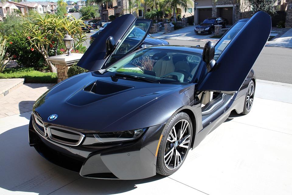 Bmw, Car, Automobile, Vehicle, I8, Bmwi8, Supercar, Ev