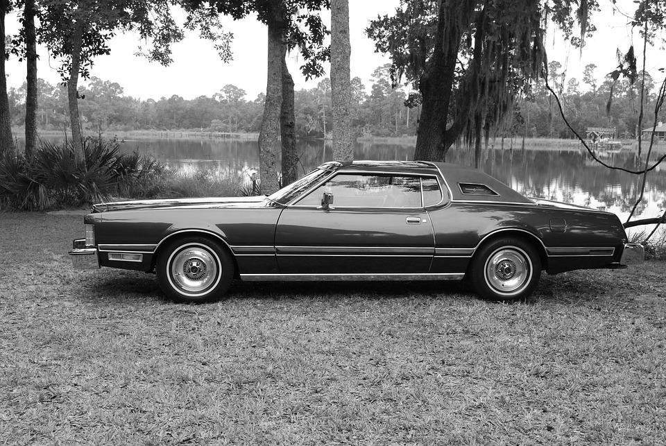Thunderbird, Ford, Auto, Classic, Restoration, Car