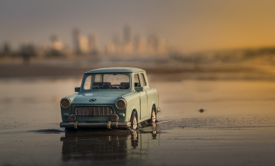 Miniature, Car, Model, Toy, Automobile, Macro, Fun