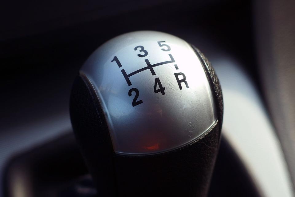 Gear Stick, Shifter, Car, Automotive, Gears