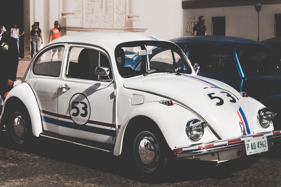 Automobile, Automotive, Beetle, Car, Classic, Herby