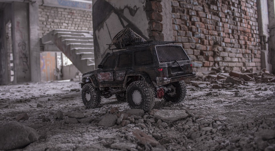 Rc, Jeep Grand Cherokee, Jeep, Car, Rims, Auto