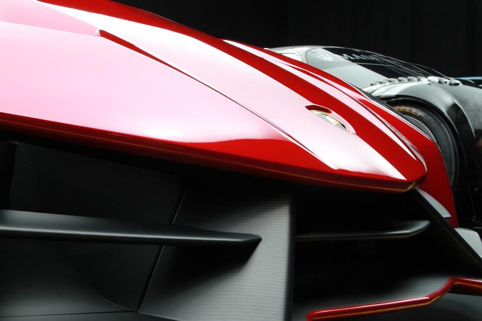 Lamborghini, Car, Brussels