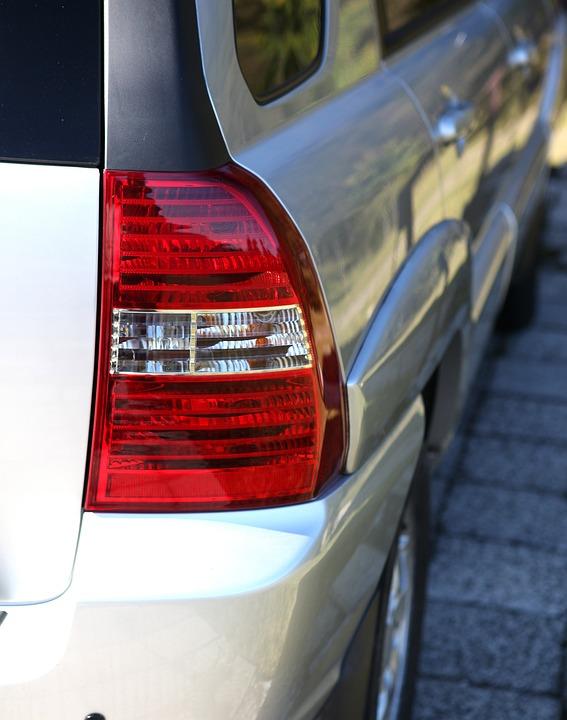 Rear Light, Car, Car Light, Reflector, Brake