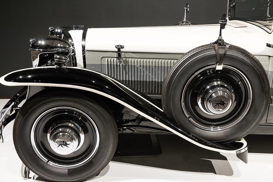 Car, 1930 Ruxton Model C, Art Deco, Automobile, Luxury