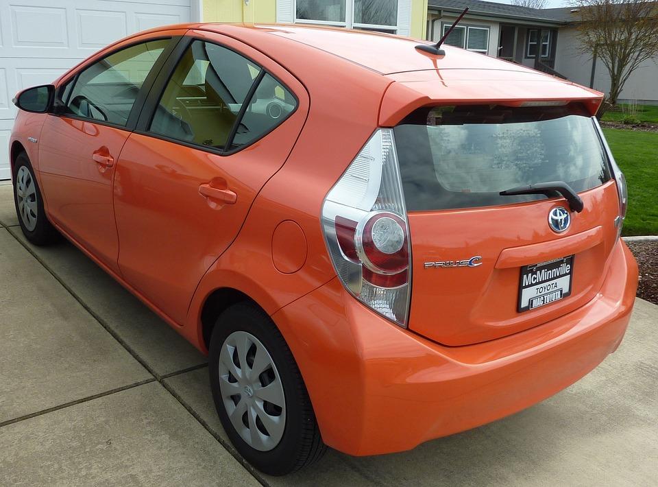 Prius, Hybrid, Car, Electric, Mileage, Toyota