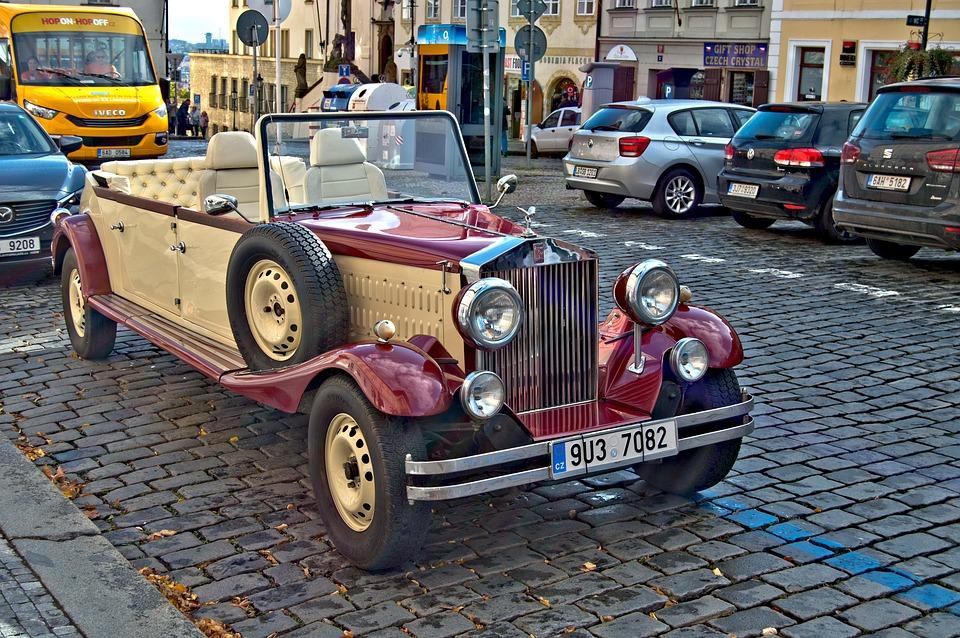 Car, Old Car, Antique, Antique Auto, Old, The Vehicle