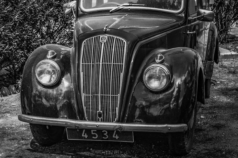 Car, Transportation System, Classic, Old, Nostalgia