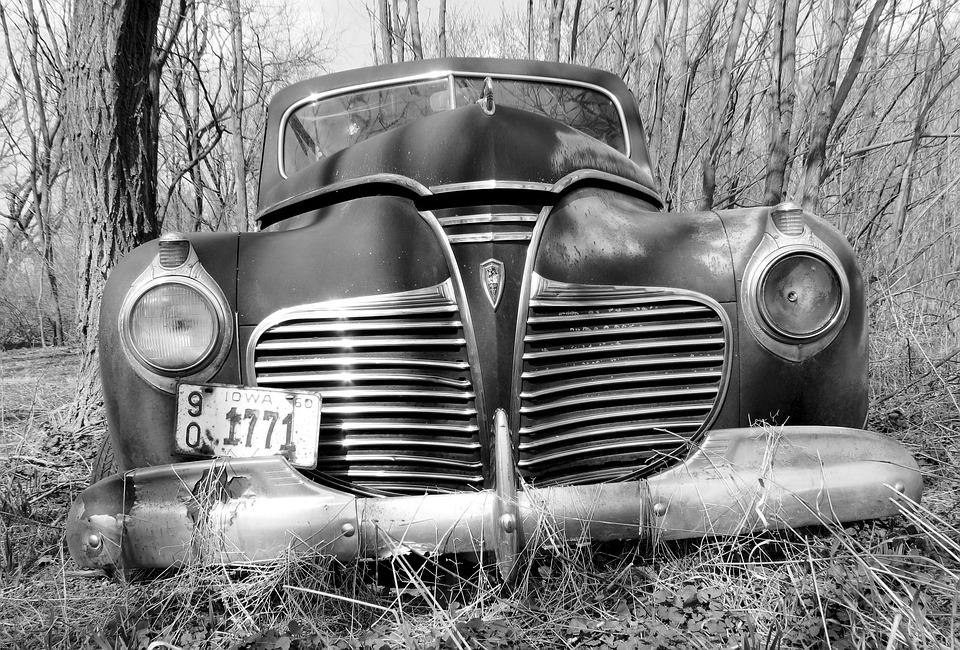 Free photo Car Old Vintage Vintage Cars Automobile - Max Pixel