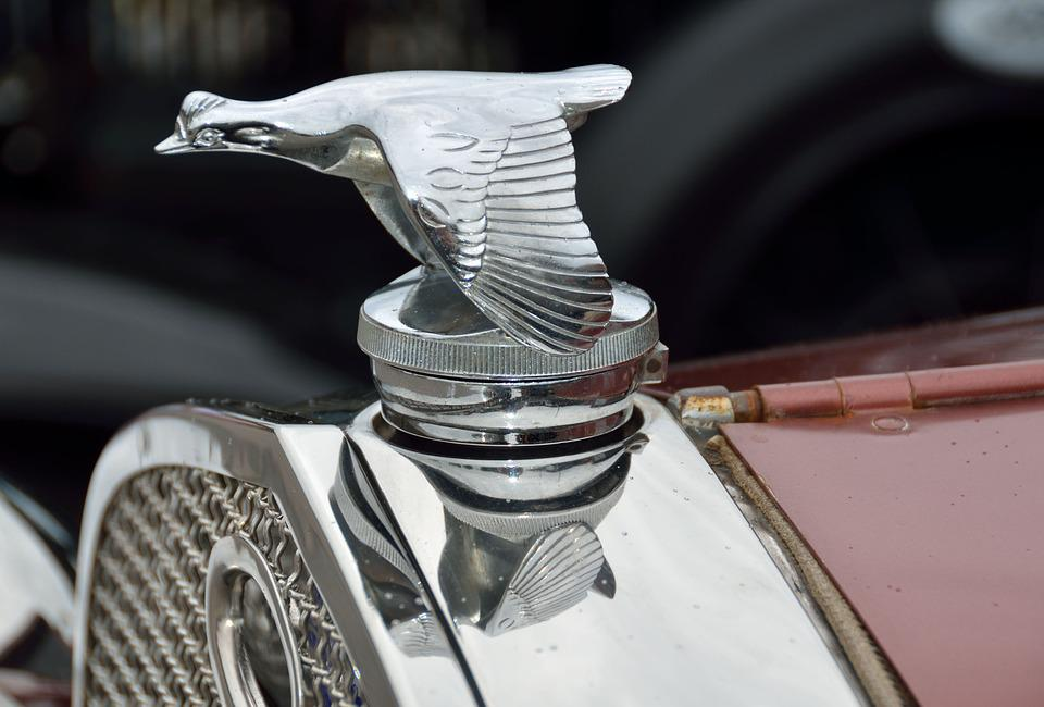 Remarkable, erotic hood ornaments are certainly