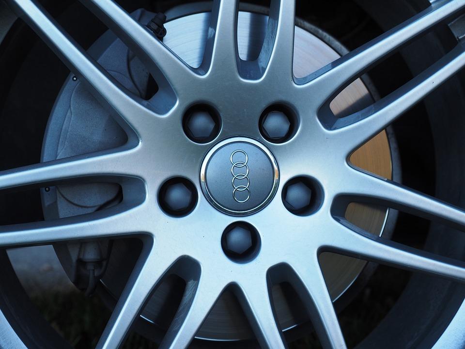 Rim, Auto, Metal, Auto Tires, Car Rim, Audi