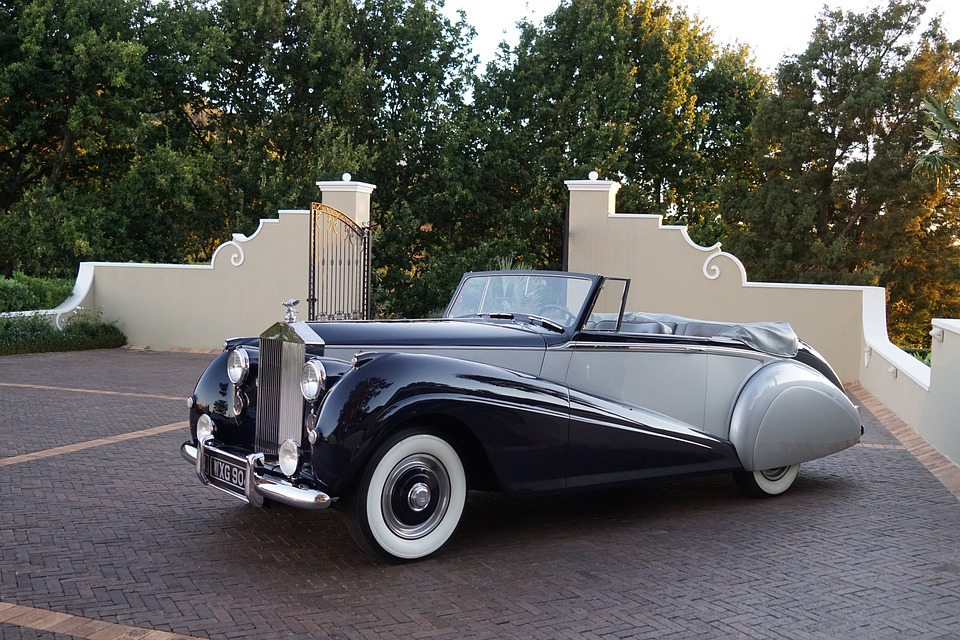 Car, Vehicle, Transport, Rolls-royce, Rolls Royes