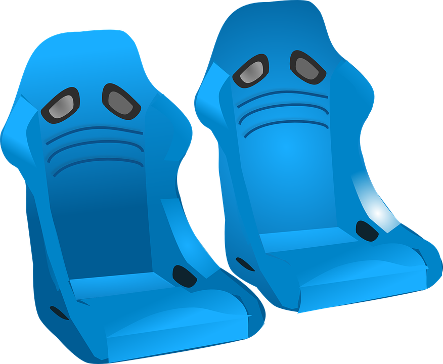 Car Seats, Seats, Sitting, Sports Car, Interior