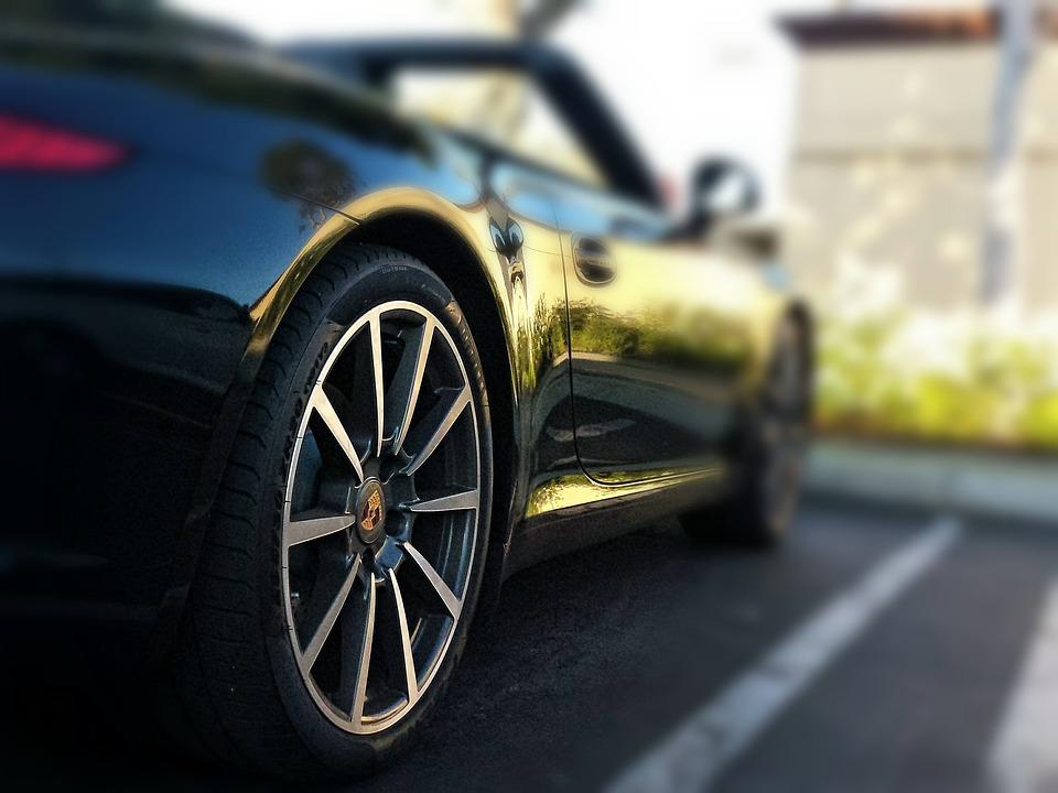 Tires, Rims, Car