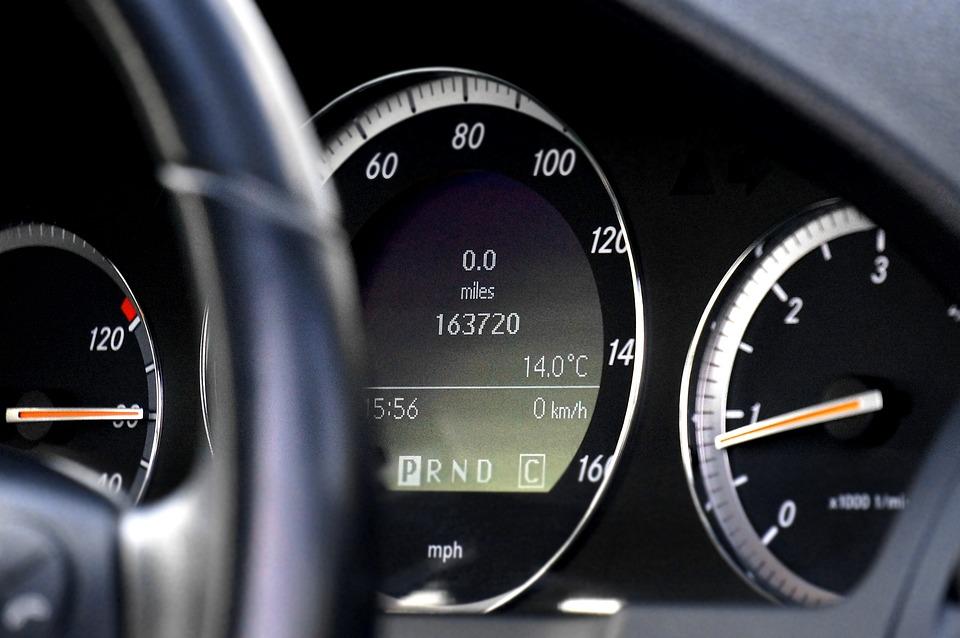 Car, Speedometer, Auto, Vehicle, Speed, Transportation