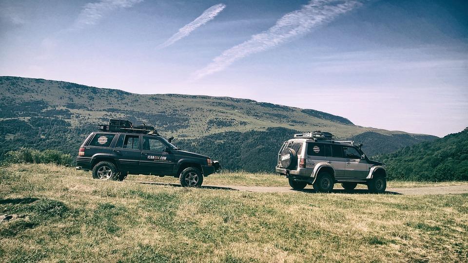 Car, The Vehicle, Travel, Landscape, Off Road