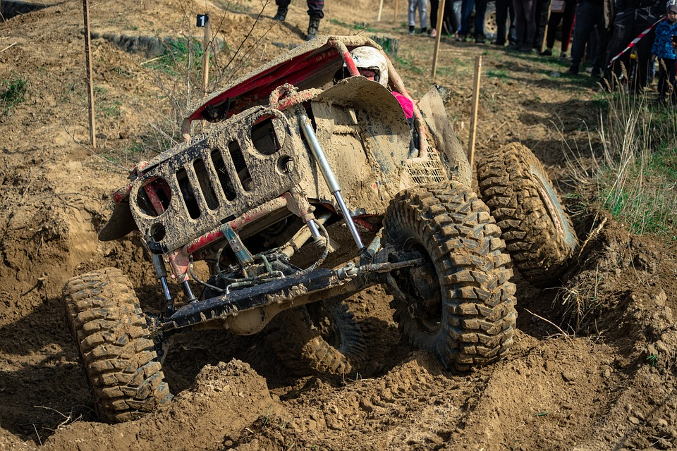 Skill, Cross-country, Offroad, Car, Vehicle