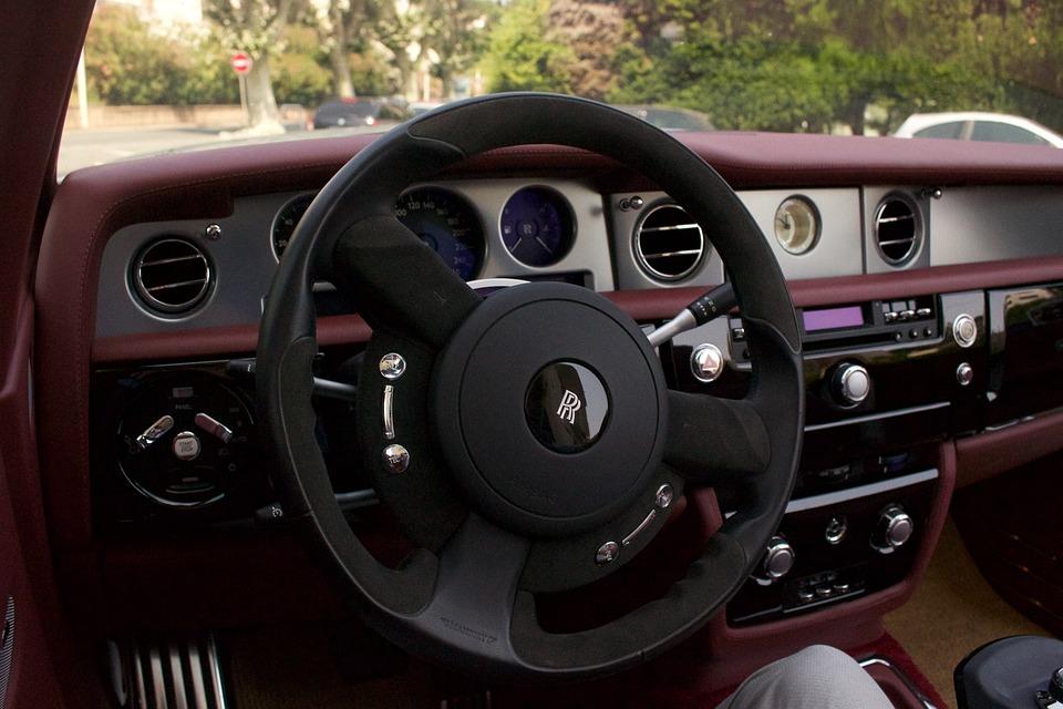 Car, Dashboard, Vehicle, Drive, Steering Wheel, Cockpit