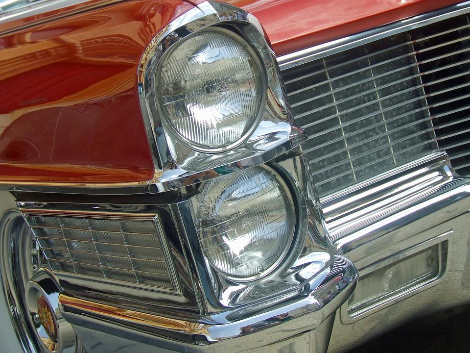 Free photo Car Vintage American Car Old American Old Timer - Max Pixel