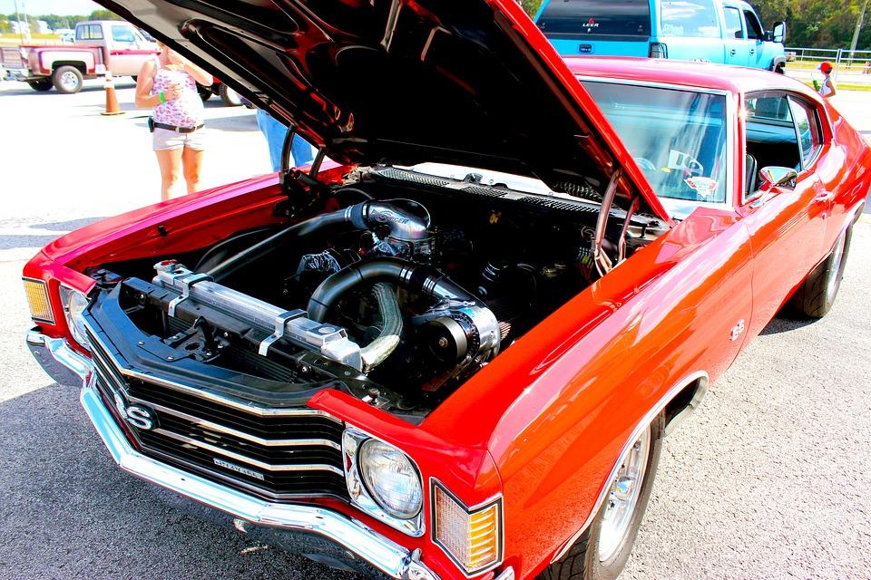 Free photo Car Vintage Chevy Chevrolet Ss Nostalgia Classic - Max Pixel
