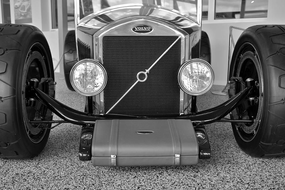 Volvo, Volvo Museum, Car, Vehicle, Hotrod