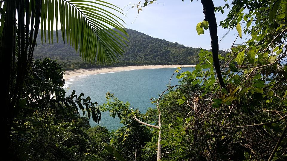Beach, Mar, Sand, Nature, Caraguatatuba, Ubatuba
