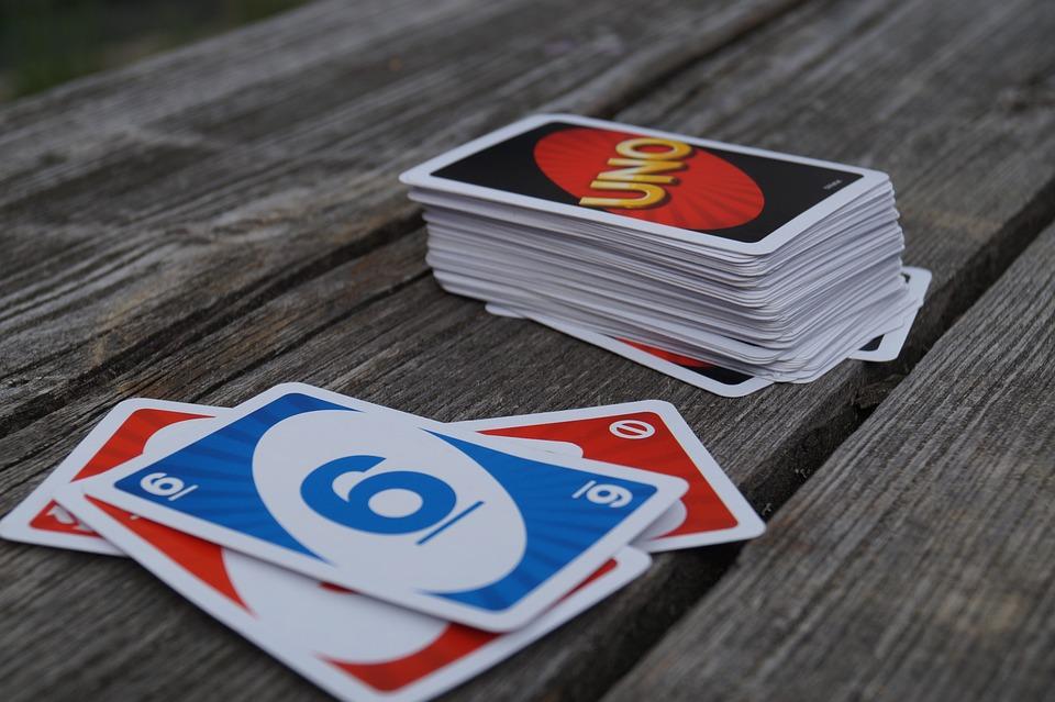 Un, Playing Cards, Gesellschaftsspiel, Card Game
