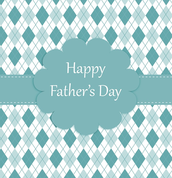 Father's Day Card, Happy Father's Day, Card, Dad