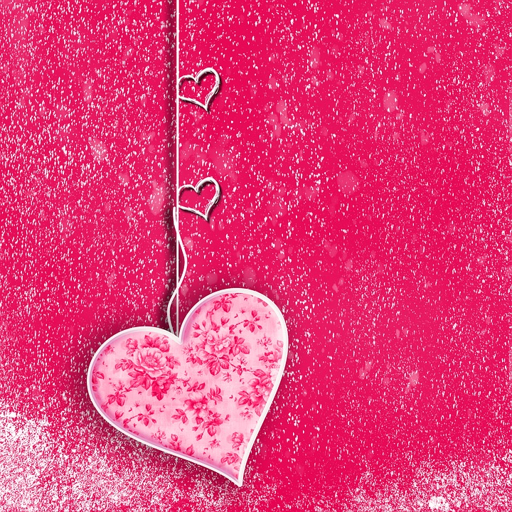 Background, Background Romantic, Texture, Card, Wishes