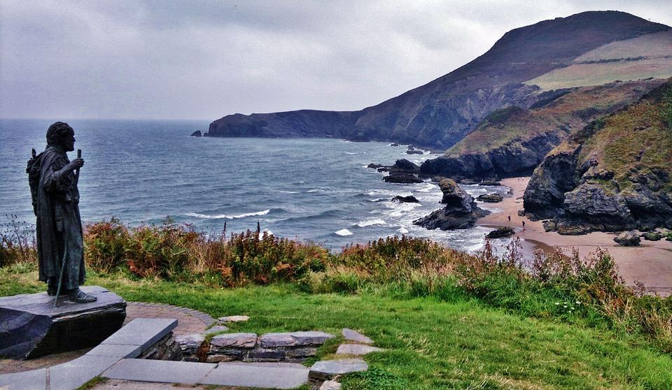 Cardigan Bay, Wales, Bay, Welsh, Seaside, Tourist