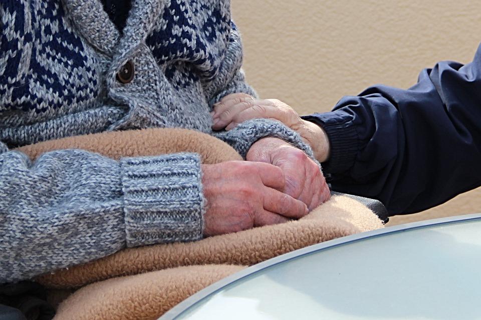 Care, Human, Old, Love, Seniors, Health, Disease, Age